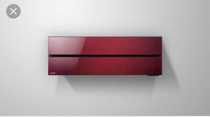 SERIE LN...COLORE RUBY RED